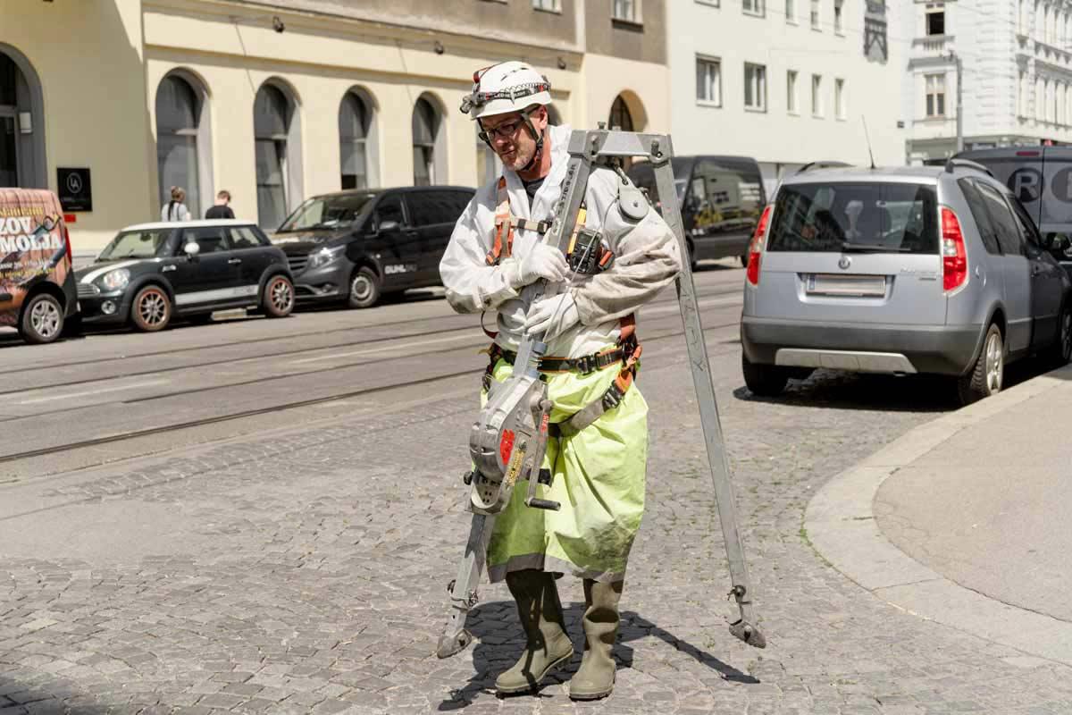 HilfsarbeiterIn Kanalsanierung für Abwasserservice | uhl-jobboerse.at